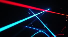 Lasers timeline