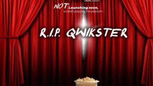 Qwikster is no more