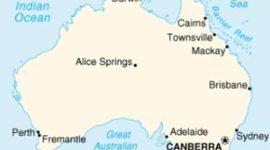Let's visit Australia timeline