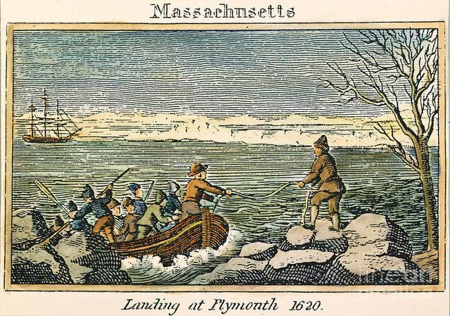 Plymouth/Pilgrims