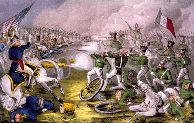 Mexican-America War Begins