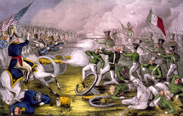 Mexican-America War Begins