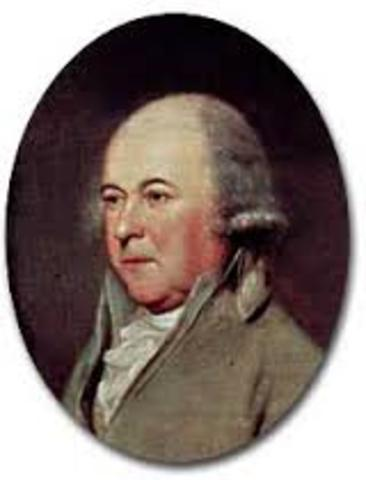 Alien and Sedition Acts Passed
