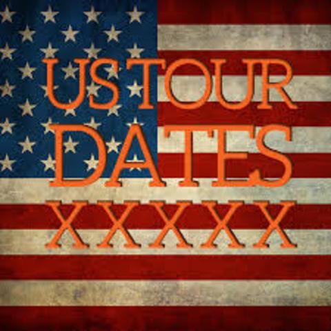 Segundo Tour os Estados Unidos