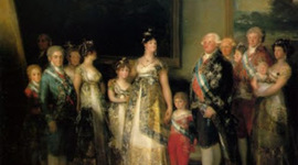Spain in the 18th and 19th centuries timeline
