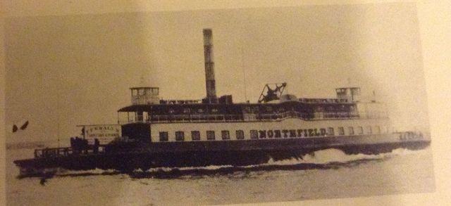 Northfield (II) joins the fleet