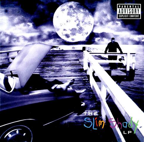 Slim Shady LP was released.