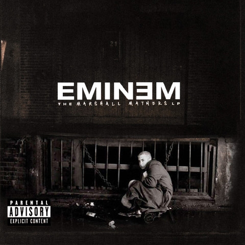 Marshall Mathers LP is released.