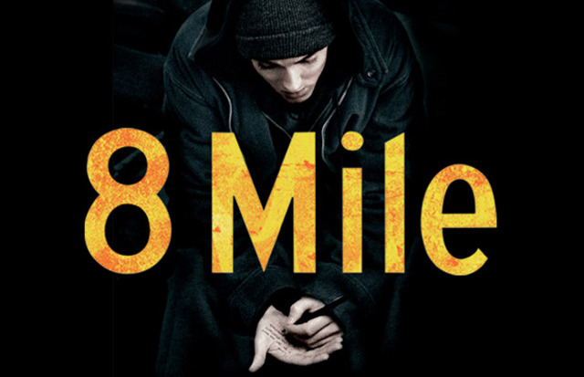 8 Mile movie was released.