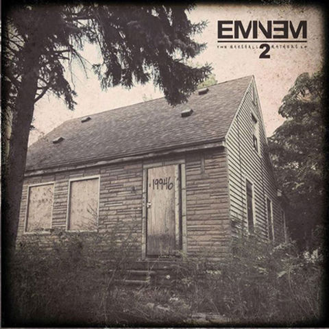 Marshall Mathers LP2 released.