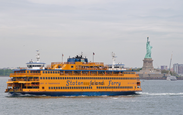 The Spirit of America joins the fleet