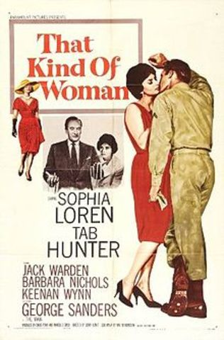 That Kind of Woman is released in theaters