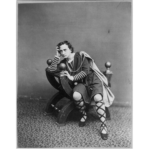 hamlets fifth soliloquy Hamlet is suicidal in the first soliloquy not because his mother quickly remarries but because of her edwin booth's hamlet at the fifth avenue theatre in 1875.