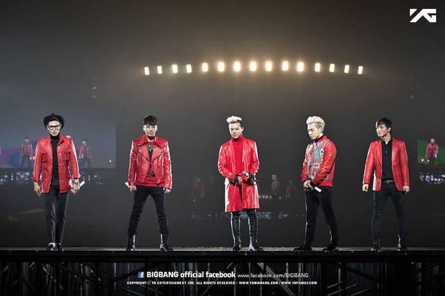 BIGBANG - +a in Seoul Concert