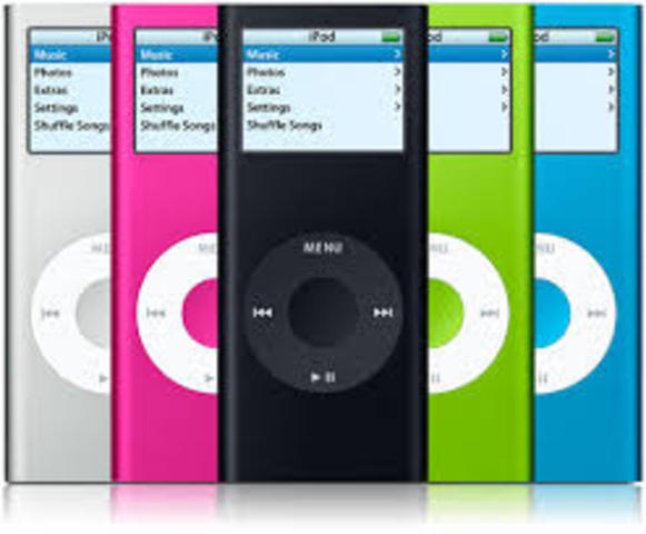 Seond Generation Ipod Nano