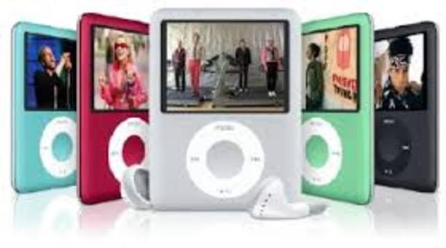 Third Generation Ipod Nano