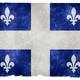 Quebec grunge flag sjpg1269