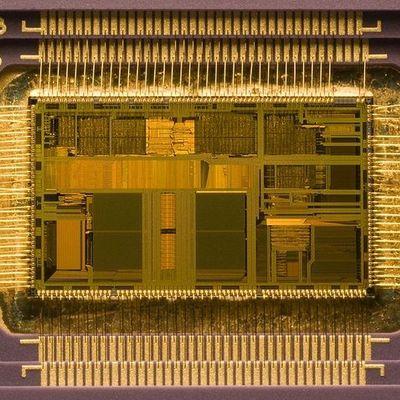Evolucion de los microprocesadores timeline