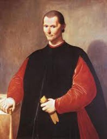 machiavelli writes the prince Read this literature essay and over 88,000 other research documents machiavelli's the prince in chapter 21 machiavelli writes about how a leader should bear.