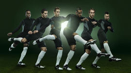 The History Of Soccer  timeline