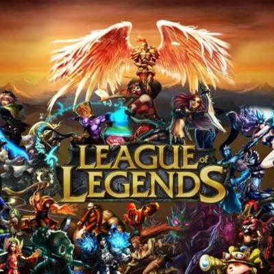 The History of League of Legends timeline