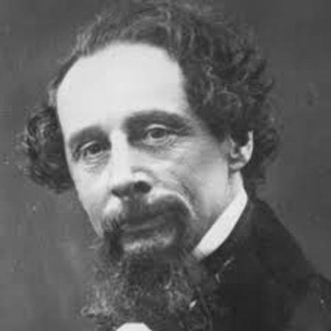 Charles Dickens' Birth