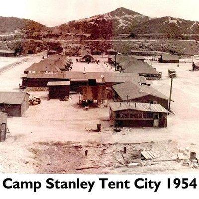 Camp Stanley Korea timeline