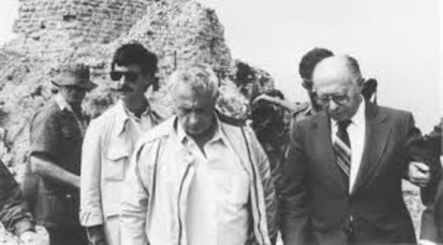 מלחמת לבנון הראשונה- 1982