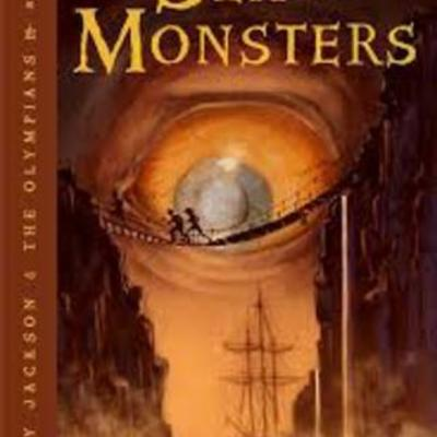 Percy Jackson and The Sea of Monsters by Rick Riordon timeline