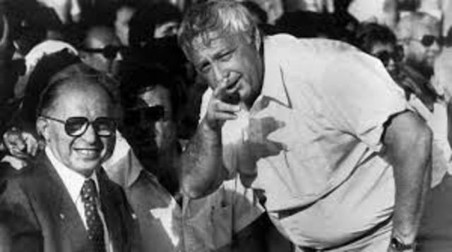1976- שר חקלאות בממשלתו של מנחם בגין