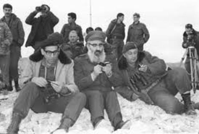 מלחמת ששת הימים- 1967