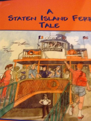 A Staten Island Ferry Tale published