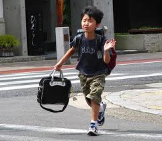 Satoshi's childhood