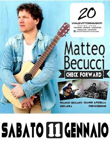 Check Forward @Marina di Cecina (LI)