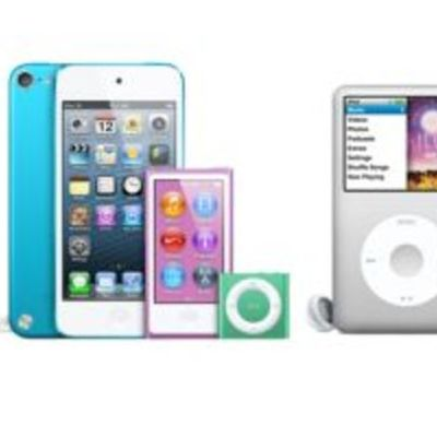 iPod Models: Classic vs. Touch  timeline