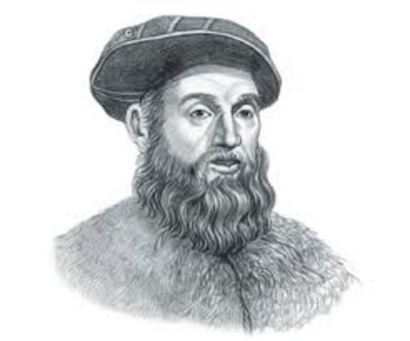 John Cabot is born