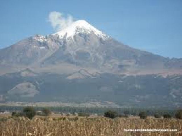 Mexicos Mount Orizaba