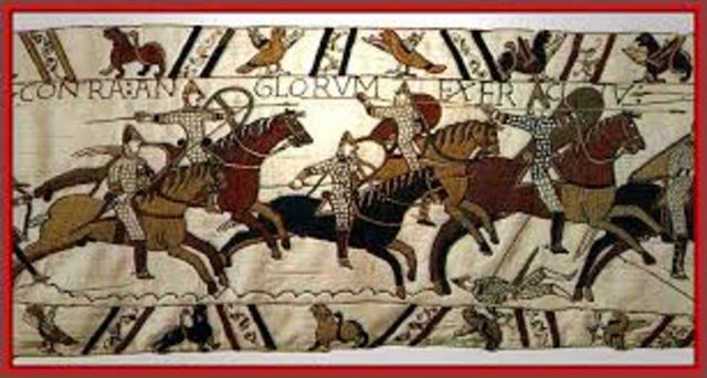A history of the england invasion of 1066 and its significance