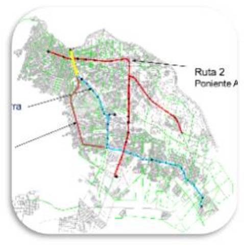 Estudios y proyectos del Instituto Municipalde Investigación y Planeación