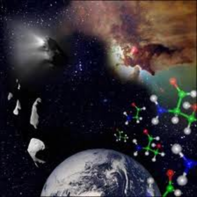 Scientists' Contributions to the Origins of Life timeline