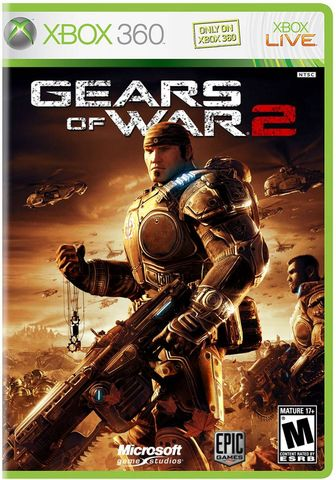 Gears of War 2 X360