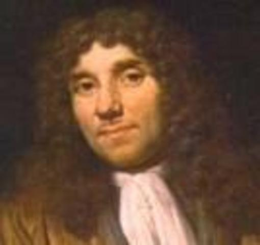 Anthon Von Leewenhoek