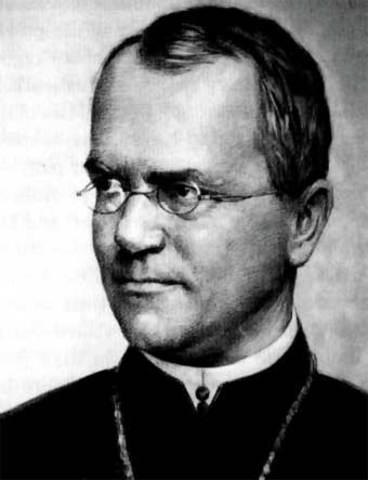 Johan Gregor Mendel