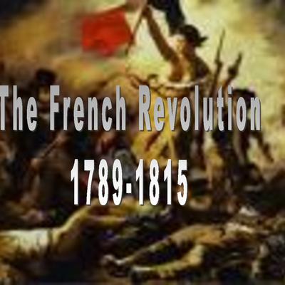 La Revolution Francaise timeline