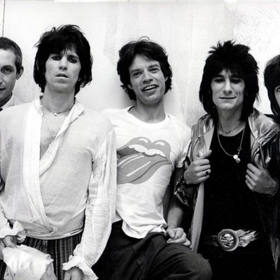 The Rolling Stones' Discography. timeline