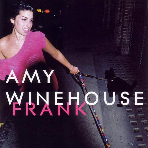 """Álbum """"Frank""""."""