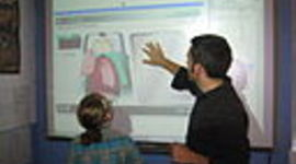 Interactive Whiteboard Research timeline