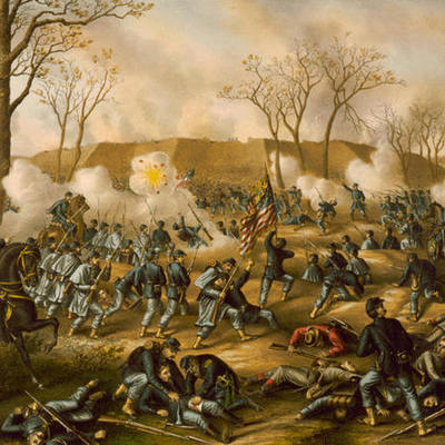 The Civil War: Brandon timeline