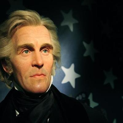 Andrew Jackson and the young country! timeline