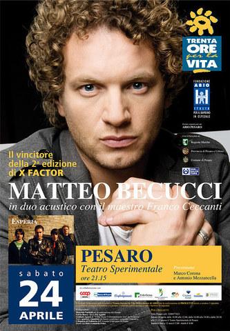 Live concert @Pesaro